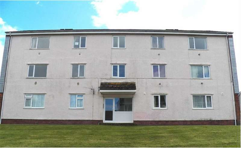 2 Bedrooms Flat for sale in St James Court, Curlew Court, Haverfordwest