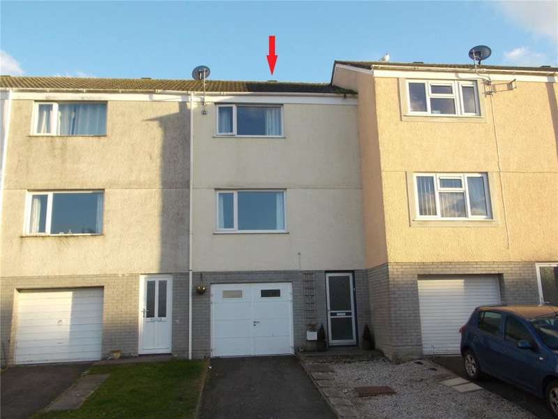 2 Bedrooms Terraced House for sale in St Clements Close, Truro
