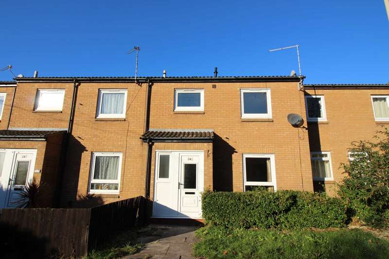 3 Bedrooms Semi Detached House for sale in Pendlebury Drive, Knighton
