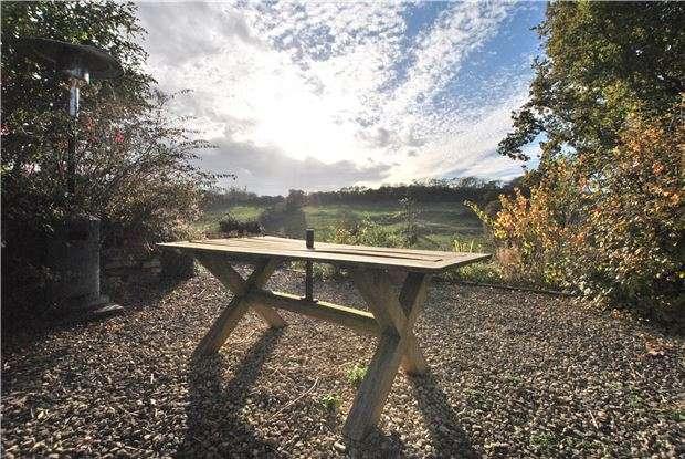 4 Bedrooms Semi Detached Bungalow for sale in Leckhampton Hill, CHELTENHAM, Gloucestershire, GL53 9QJ