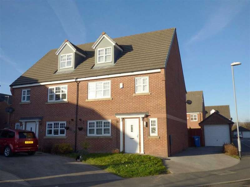 4 Bedrooms Property for sale in Coppy Bridge Drive, Rochdale, Lancashire, OL16