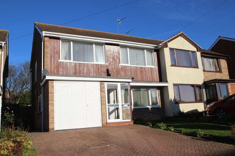 3 Bedrooms Semi Detached House for sale in Holbrook Road, Stratford-Upon-Avon