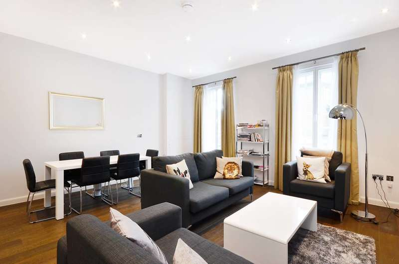 2 Bedrooms Flat for sale in Buckingham Palace Road, St James's Park, SW1W