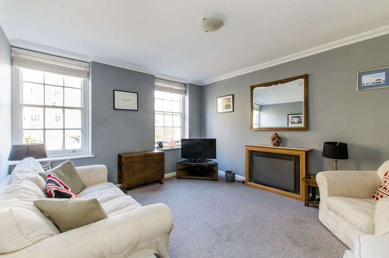 2 Bedrooms Flat for sale in Battersea Square, Battersea Square, SW11