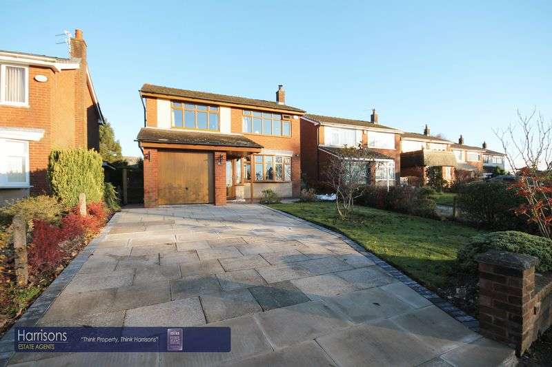 4 Bedrooms Detached House for sale in Umberton Road, Over Hulton, Bolton, Lancashire.