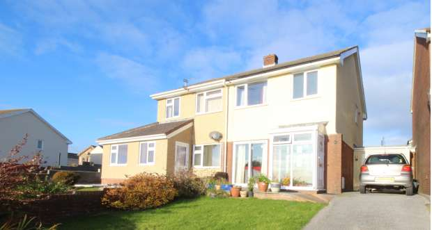 4 Bedrooms Semi Detached House for sale in The Ashes, Kidwelly, Dyfed, SA17 5LT