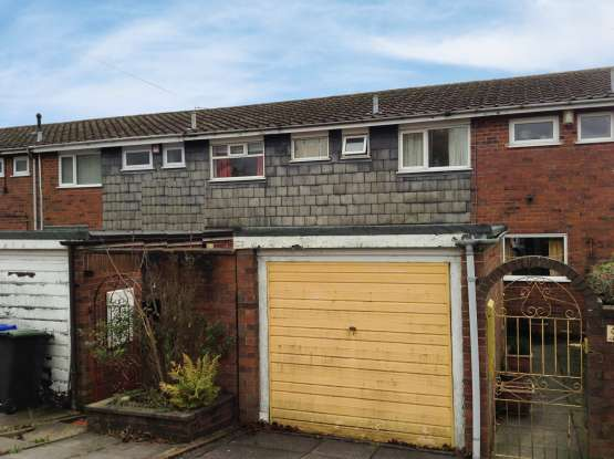 2 Bedrooms Terraced House for sale in Pennington Close, Stoke-On-Trent, Staffordshire, ST3 6PD
