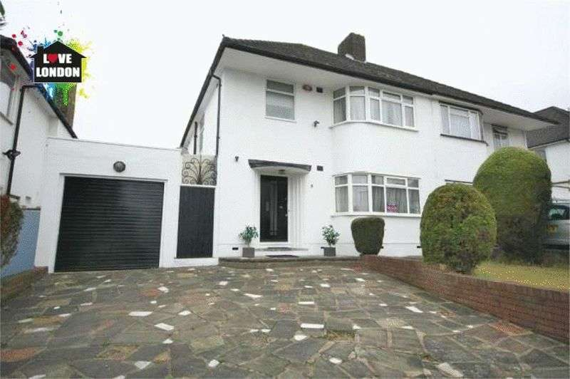 3 Bedrooms Terraced House for sale in Mayfields, Wembley HA9