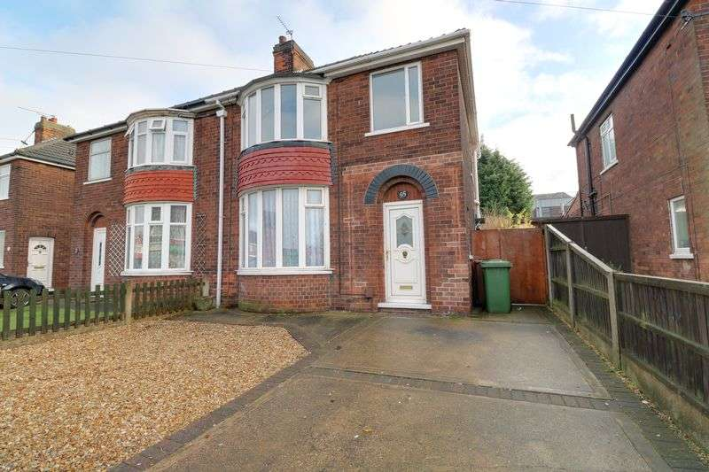 3 Bedrooms Semi Detached House for sale in Newland Avenue, Scunthorpe