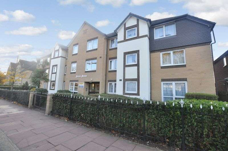 1 Bedroom Retirement Property for sale in Heron House, Sidcup, DA14 4EG