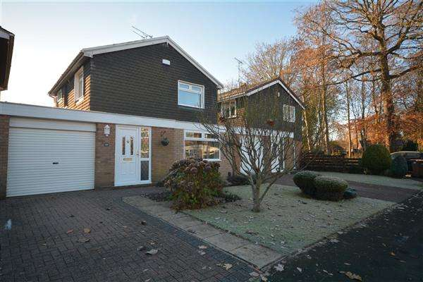 3 Bedrooms Link Detached House for sale in WoodKind Hey, Spital, Bebington