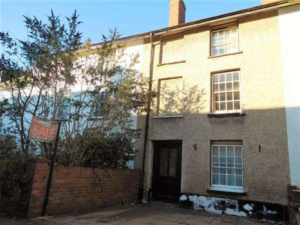 4 Bedrooms Town House for sale in Monmouth Street, Topsham