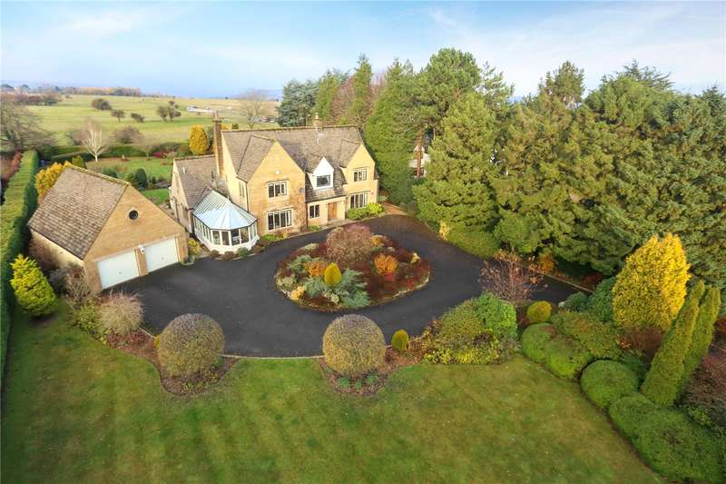 4 Bedrooms Detached House for sale in The Hithe, Rodborough Common, Stroud, Gloucestershire, GL5