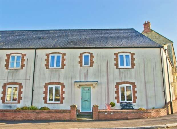 3 Bedrooms Terraced House for sale in Tadley Acres, SHEPTON MALLET, Somerset