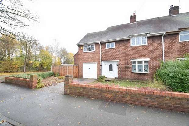 3 Bedrooms Semi Detached House for sale in Dingley Road, WEDNESBURY, West Midlands