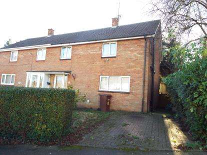 3 Bedrooms Semi Detached House for sale in Prescott Avenue, Banbury, Oxfordshire