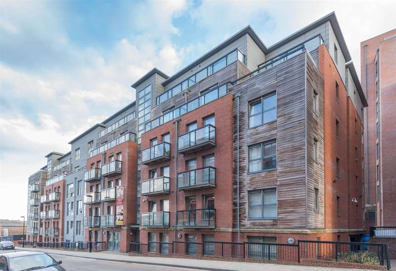 1 Bedroom Flat for sale in Q4, 185 Upper Allen Street, Sheffield