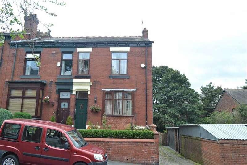 3 Bedrooms Property for sale in Norman Road, Stalybridge, Cheshire, SK15