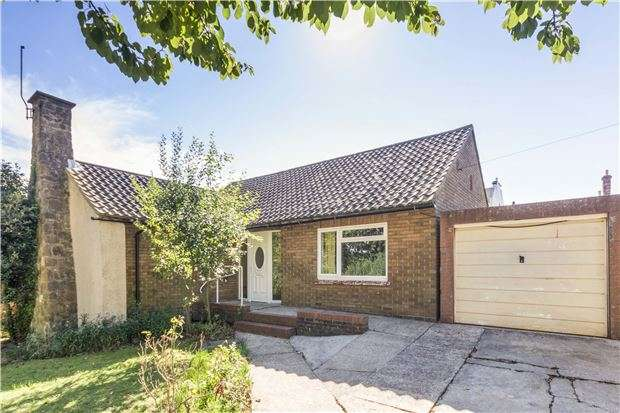 2 Bedrooms Detached Bungalow for sale in Priory Close, HASTINGS, East Sussex, TN34 1UJ