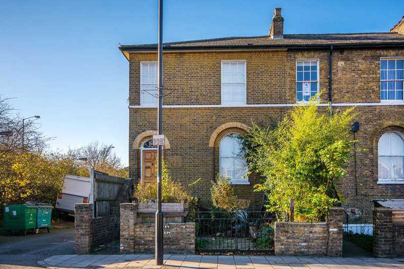 4 Bedrooms House for sale in Peckham Hill Street, Peckham, SE15