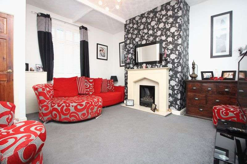 2 Bedrooms Terraced House for sale in Victoria Street, Radcliffe, Manchester M26