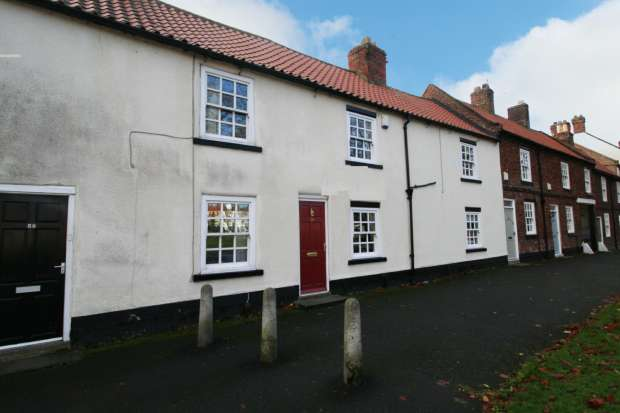 1 Bedroom Terraced House for sale in The Green Norton Hall Cottages, Stockton-On-Tees, Cleveland, TS20 1DT