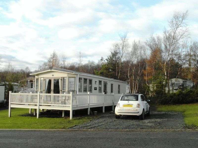 2 Bedrooms Property for sale in Percy Wood Golf & Country Retreat, Swarland - Static Caravan