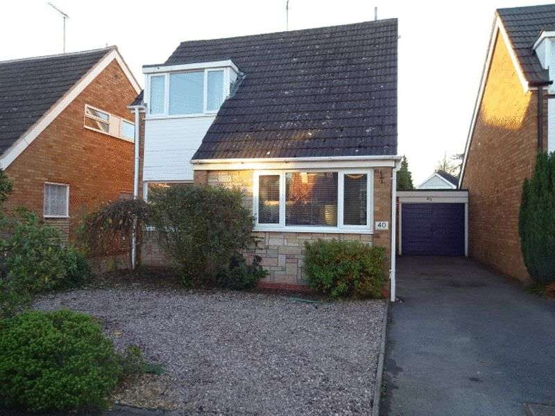 3 Bedrooms Detached House for sale in The Deansway, Kidderminster DY10 2RJ