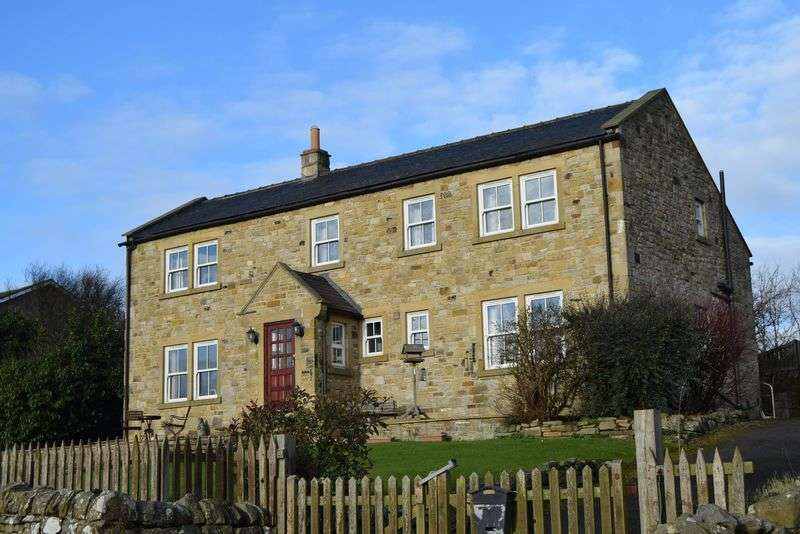 4 Bedrooms Detached House for sale in Colwell, Hexham
