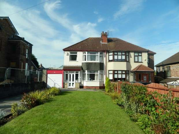 4 Bedrooms Semi Detached House for sale in Breckside Park, Liverpool, L6