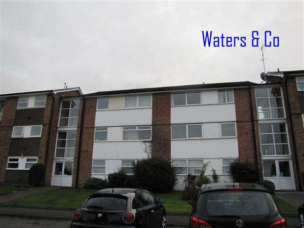 2 Bedrooms Apartment Flat for sale in St Pauls Crescent, Coleshill
