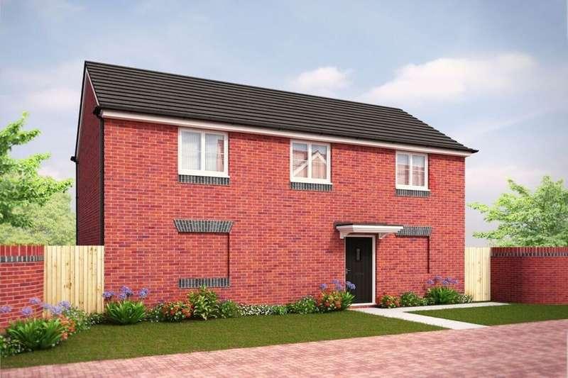 2 Bedrooms Flat for sale in Sommerfeld Road, Hadley, Telford, TF1