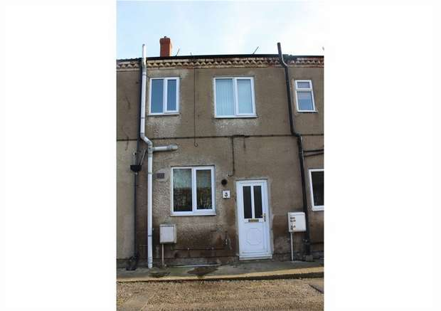2 Bedrooms Terraced House for sale in Back Duke Street, Featherstone, Pontefract, West Yorkshire