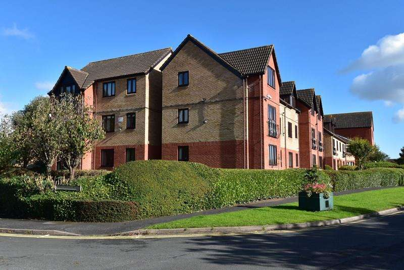 2 Bedrooms Retirement Property for sale in Kingfisher Court, Woodfield Road, Droitwich