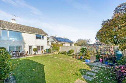 3 Bedrooms Detached House for sale in Tresillian, Truro, Cornwall
