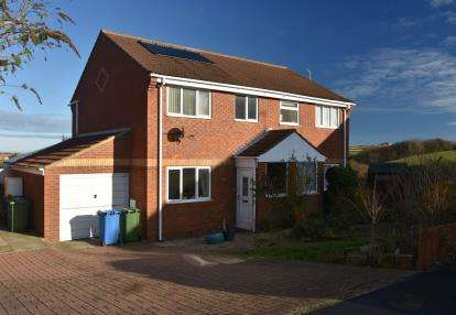 3 Bedrooms Semi Detached House for sale in St Peters Court, Whitby, North Yorkshire