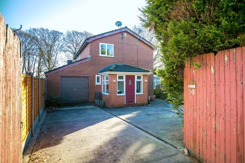 4 Bedrooms Detached House for sale in Burnmoor, Aspull, WN2 1SX