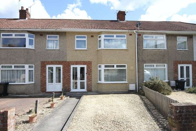 3 Bedrooms Terraced House for sale in Sheldare Barton, Bristol