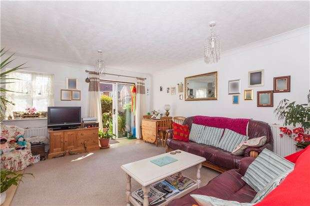 3 Bedrooms Terraced House for sale in Catsfield Close, EASTBOURNE, BN23 8LR