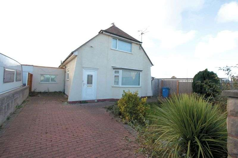 3 Bedrooms Detached House for sale in Beach Avenue, Prestatyn