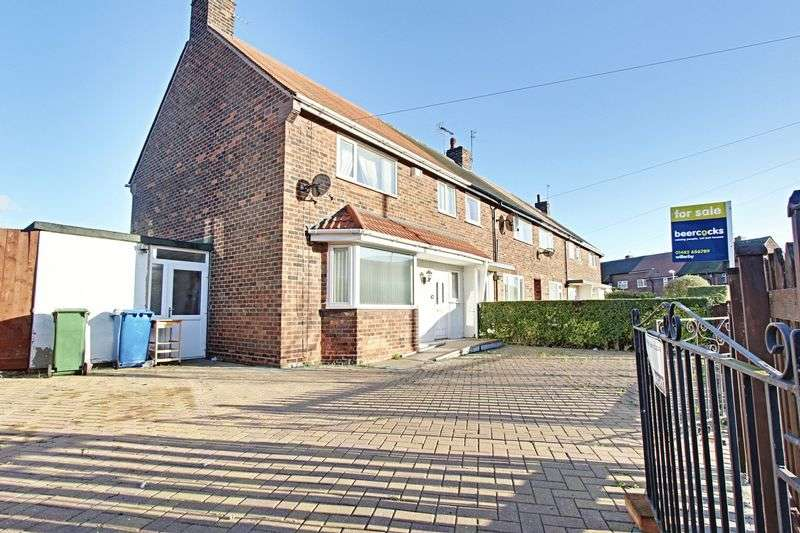 3 Bedrooms Terraced House for sale in Tison Garth, Anlaby