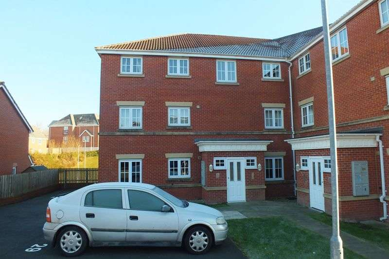 2 Bedrooms Flat for sale in Willowbrook Walk, Norton, Stoke-On-Trent