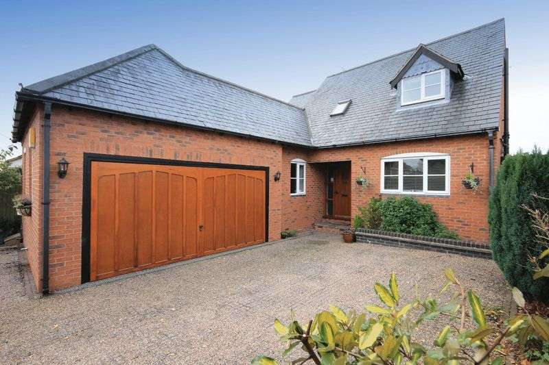 3 Bedrooms Detached House for sale in DERBY ROAD, ASTON ON TRENT