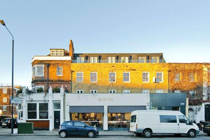2 Bedrooms Flat for sale in Hackney Road, Hoxton, Hackney E2