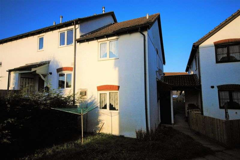 2 Bedrooms Semi Detached House for sale in Meadowbank, Chudleigh