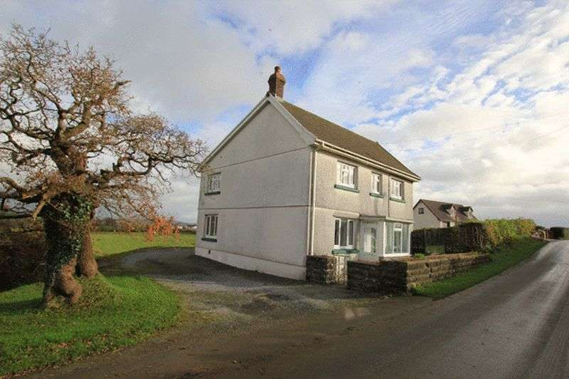 3 Bedrooms Detached House for sale in Heol Smyrna, Carmarthen