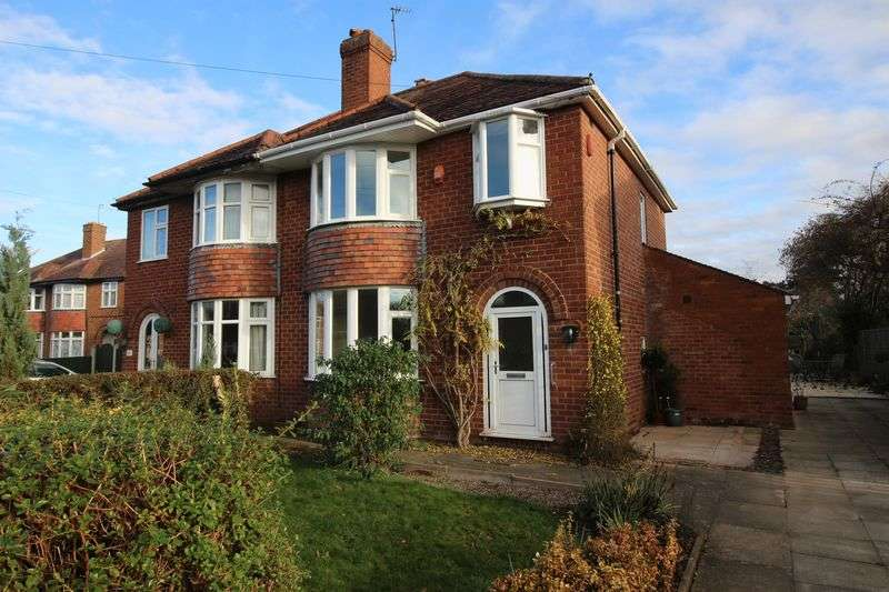 Semi Detached House for sale in 32 Sutton Grove, Shrewsbury, SY2 6DN