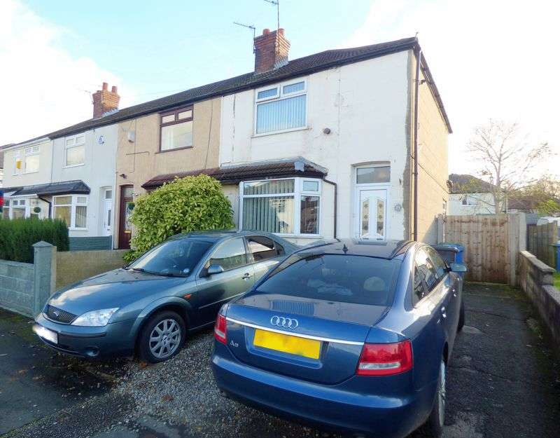 Property for sale in Shaws Avenue, Warrington