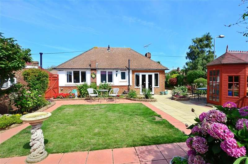 2 Bedrooms Bungalow for sale in King Edward Road, Birchington, Kent
