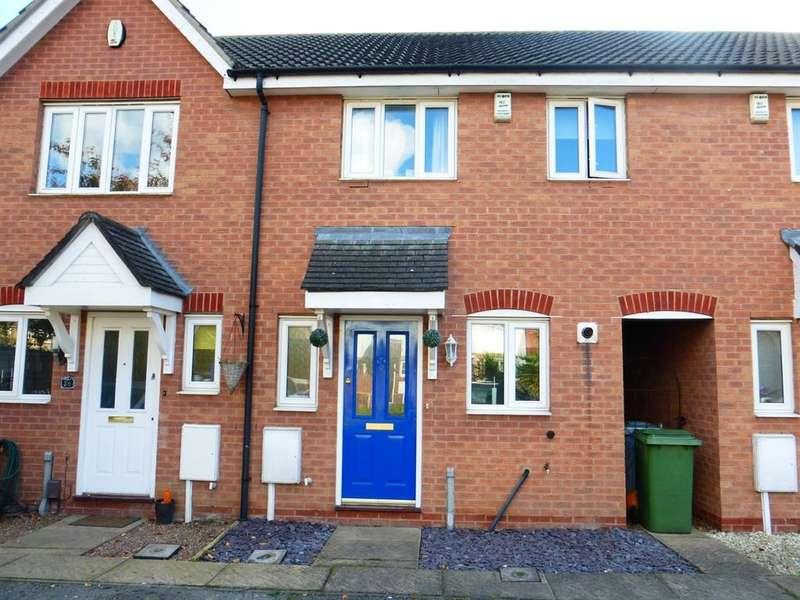 2 Bedrooms End Of Terrace House for sale in Hayside Avenue, Balderton, Newark, NG24